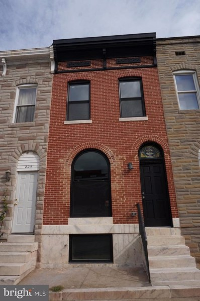 227 East Avenue S, Baltimore, MD 21224 - MLS#: 1000174599