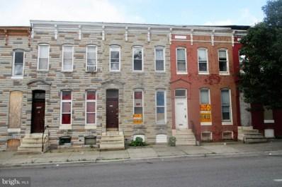 2328 Druid Hill Avenue, Baltimore, MD 21217 - MLS#: 1000174715