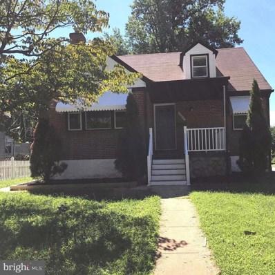 5707 Norwood Avenue, Baltimore, MD 21207 - MLS#: 1000174723