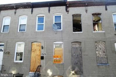 1523 Durham Street N, Baltimore, MD 21213 - MLS#: 1000174745
