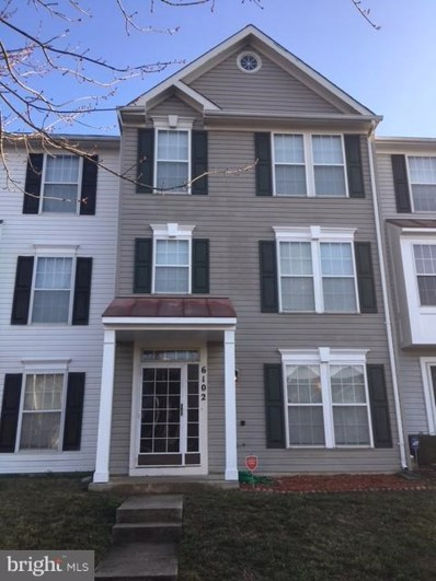 6102 Rose Bay Drive, District Heights, MD 20747 - MLS#: 1000174870