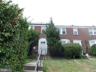 1627 Kingsway Road, Baltimore, MD 21218 - MLS#: 1000174933