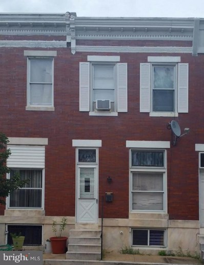 423 Kenwood Avenue, Baltimore, MD 21224 - MLS#: 1000174989