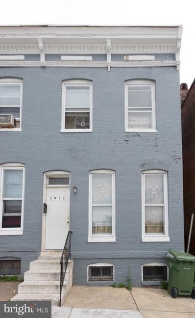2013 Oliver Street E, Baltimore, MD 21213 - MLS#: 1000174991