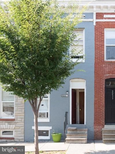 2235 Jefferson Street, Baltimore, MD 21205 - MLS#: 1000175091