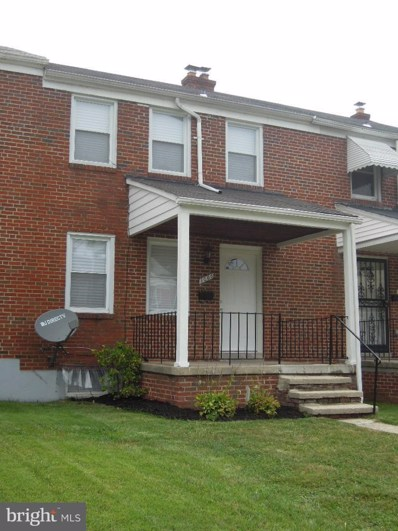 1006 Evesham Avenue, Baltimore, MD 21212 - MLS#: 1000175147