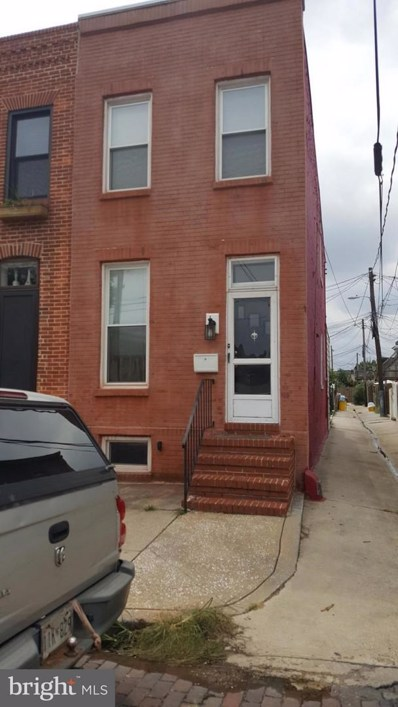 1503 Clement Street, Baltimore, MD 21230 - MLS#: 1000175189
