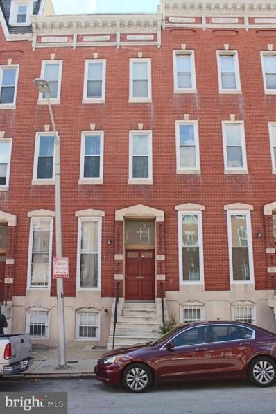 906 Fulton Avenue SW UNIT A, Baltimore, MD 21217 - MLS#: 1000175209