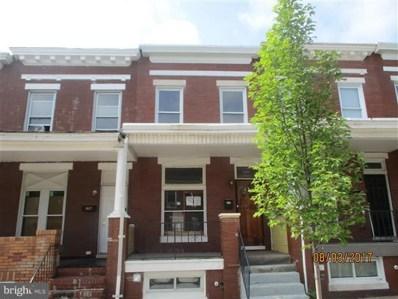 3025 Mcelderry Street, Baltimore, MD 21205 - MLS#: 1000175415