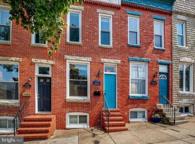 1409 Webster Street, Baltimore, MD 21230 - MLS#: 1000175577