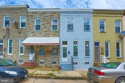 444 Fawcett Street, Baltimore, MD 21211 - MLS#: 1000175601