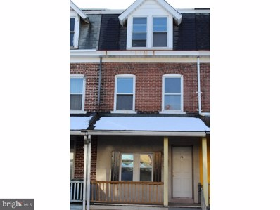 742 S Hall Street, Allentown, PA 18103 - MLS#: 1000175936