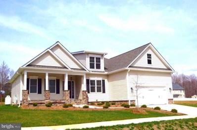 17485 Coolidge Lane UNIT LOT 90, Bowling Green, VA 22427 - MLS#: 1000175943