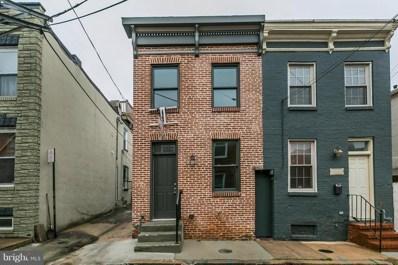 325 Madeira Street S, Baltimore, MD 21231 - MLS#: 1000175988