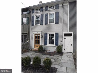 124 N Congress Street, Newtown, PA 18940 - MLS#: 1000176156