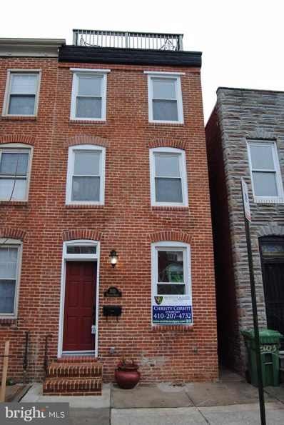 3011 Hudson Street, Baltimore, MD 21224 - MLS#: 1000176842
