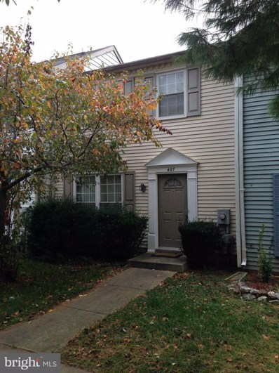 407 Shannon Court, Frederick, MD 21701 - MLS#: 1000177159