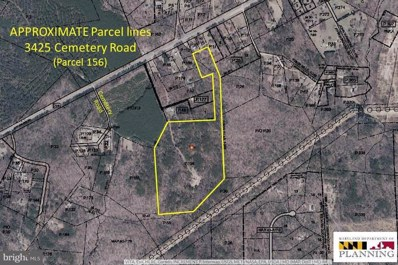 3425 Cemetery Road, Indian Head, MD 20640 - MLS#: 1000178087