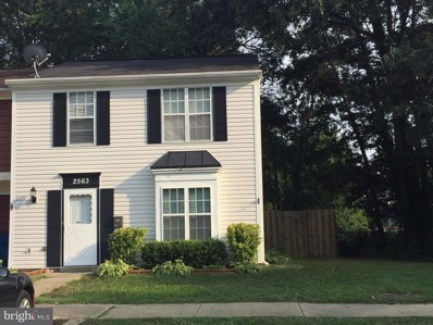 2563 Robinson Place, Waldorf, MD 20602 - MLS#: 1000178335
