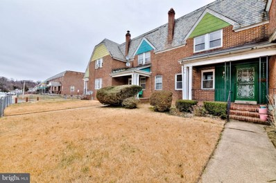 731 Mount Holly Street, Baltimore, MD 21229 - MLS#: 1000179074