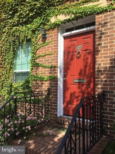 24 Montgomery Street, Baltimore, MD 21230 - MLS#: 1000179642