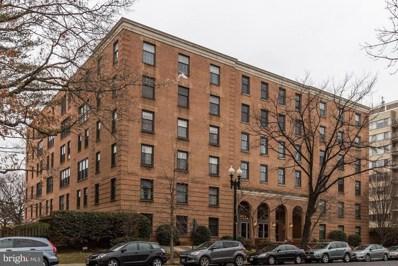 2828 Wisconsin Avenue NW UNIT 314, Washington, DC 20007 - MLS#: 1000180068