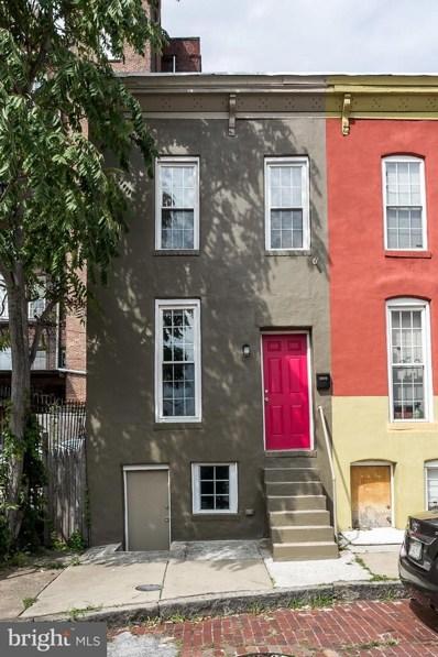 1600 Latrobe Street, Baltimore, MD 21202 - MLS#: 1000181773