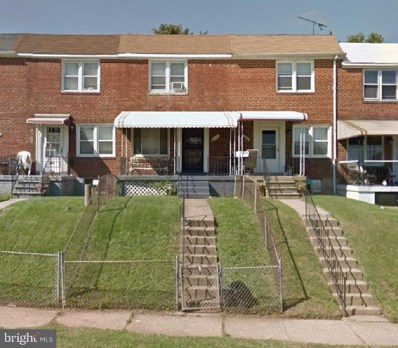 610 Roundview Road, Baltimore, MD 21225 - MLS#: 1000181799