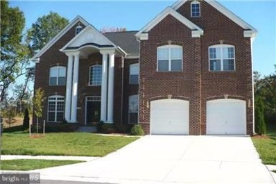 10009 Oakengate Drive, Upper Marlboro, MD 20772 - MLS#: 1000181963