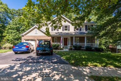 8117 Gold Cup Lane, Bowie, MD 20715 - MLS#: 1000182047