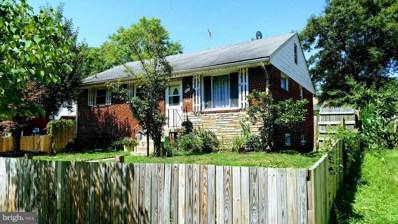 8602 22ND Place, Hyattsville, MD 20783 - MLS#: 1000182187