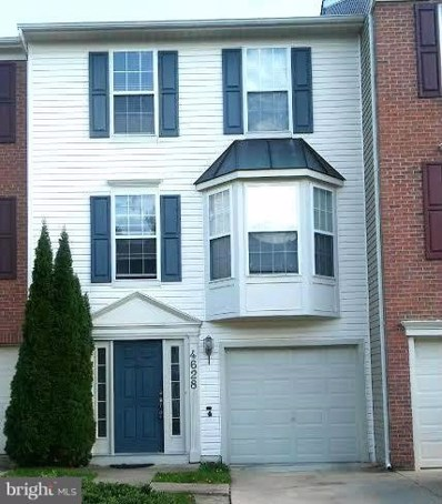 4628 Ripley Manor Terrace, Olney, MD 20832 - MLS#: 1000182813