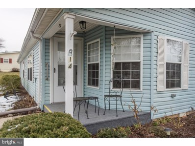 14 Wildbriar Court, Harleysville, PA 19438 - MLS#: 1000183188