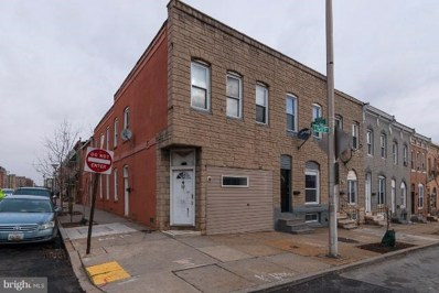 2424 Fayette Street E, Baltimore, MD 21224 - MLS#: 1000183286