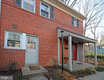 8516 Manchester Road UNIT 12-4, Silver Spring, MD 20901 - MLS#: 1000183708
