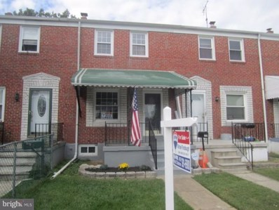 338 Grovethorn Road, Baltimore, MD 21220 - MLS#: 1000183755