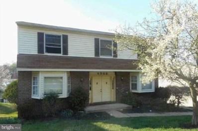4305 Mary Ridge Drive, Randallstown, MD 21133 - MLS#: 1000183789