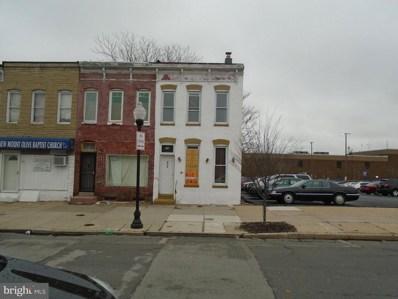 615 Collington Avenue, Baltimore, MD 21205 - MLS#: 1000184192