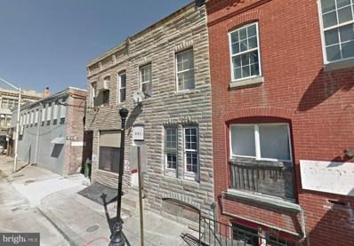 631 Duncan Street, Baltimore, MD 21205 - MLS#: 1000184240