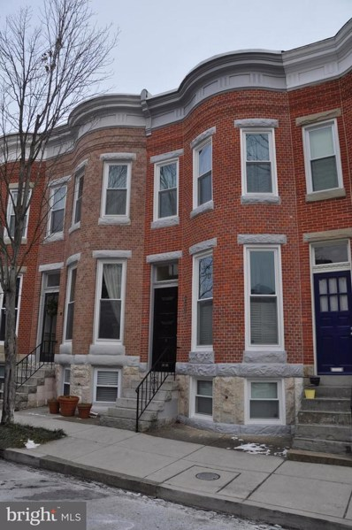 3341 Beech Avenue, Baltimore, MD 21211 - MLS#: 1000185160