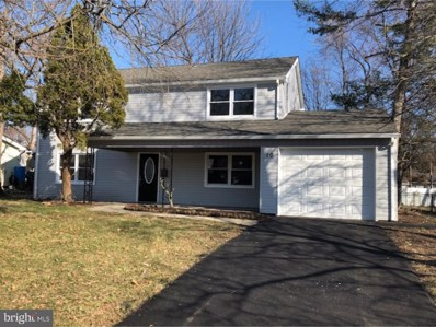 10 Hancock Lane, Willingboro, NJ 08046 - MLS#: 1000185258