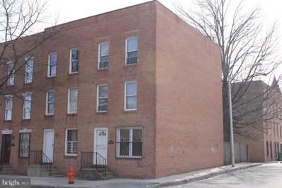 1071 Lexington Street, Baltimore, MD 21223 - MLS#: 1000186084