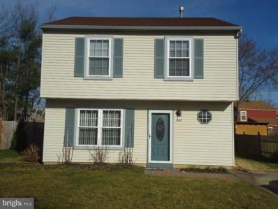 531 Cormorant Drive, Voorhees, NJ 08043 - MLS#: 1000186394