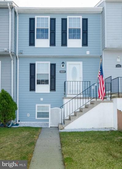 664 Kittendale Circle, Baltimore, MD 21220 - MLS#: 1000186888