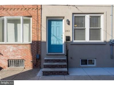 241 Daly Street, Philadelphia, PA 19148 - MLS#: 1000187040