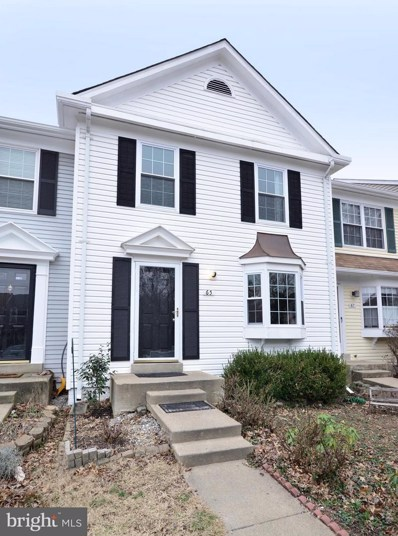 65 Southall Court, Sterling, VA 20165 - MLS#: 1000187522