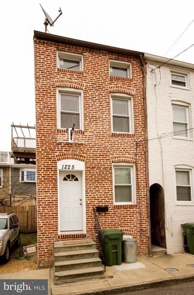 1225 Durst Street, Baltimore, MD 21230 - MLS#: 1000187562