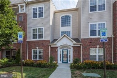 2498 Amber Orchard Court E UNIT 201, Odenton, MD 21113 - MLS#: 1000187598