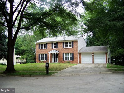 6605 Willow Creek Road, Bowie, MD 20720 - MLS#: 1000188689