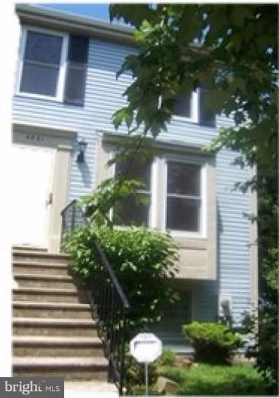 4321 Rockport Lane, Bowie, MD 20720 - MLS#: 1000189173